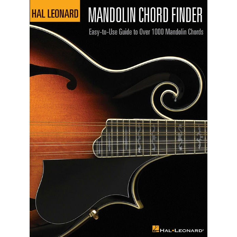 Mandolin Chord Finder - Octave Music Store