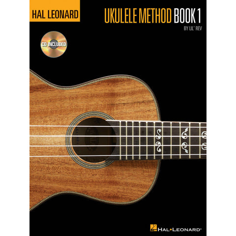 Ukulele Method Book 1 - Octave Music Store