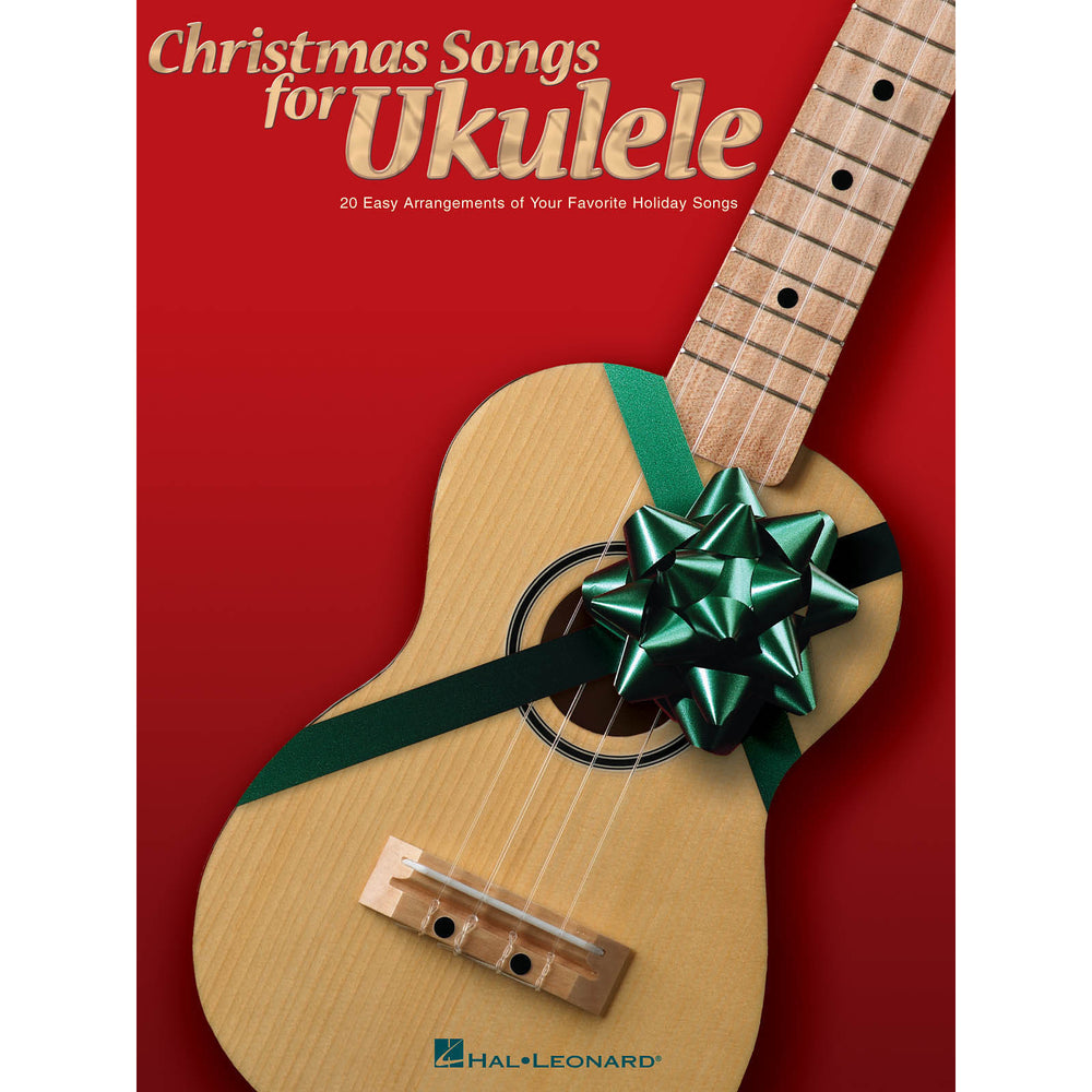 Christmas Songs for Ukulele - Octave Music Store