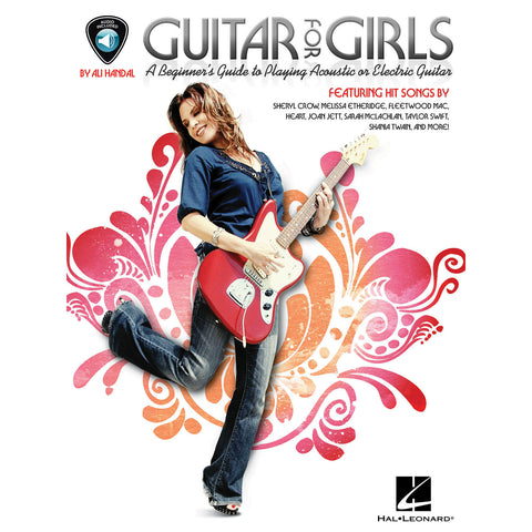 Guitar For Girls: A Beginners Guide To Playing Acoustic or Electric Guitar - Octave Music Store