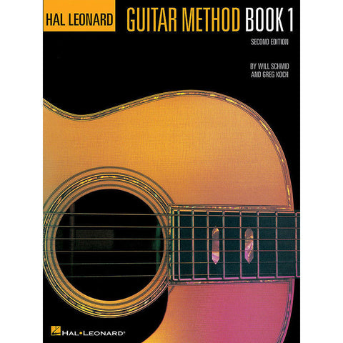 Hal Leonard Guitar Method Book 1 - Octave Music Store