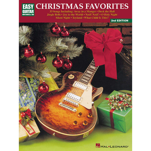 Christmas Favorites – 2nd Edition - Octave Music Store