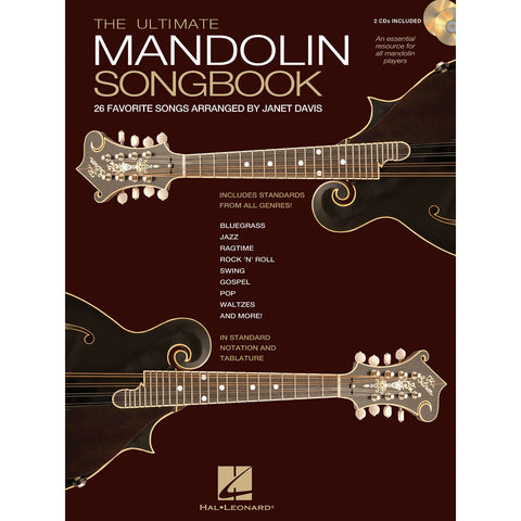 The Ultimate Mandolin Songbook - Octave Music Store