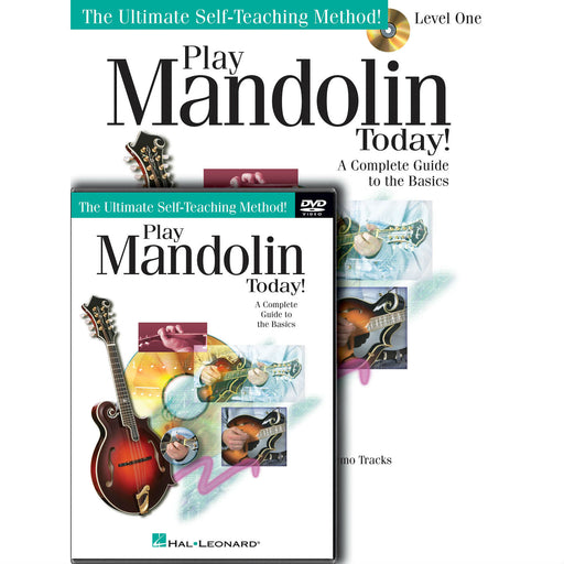 Play Mandolin Today: The Ultimate Self-Teaching Method - Octave Music Store