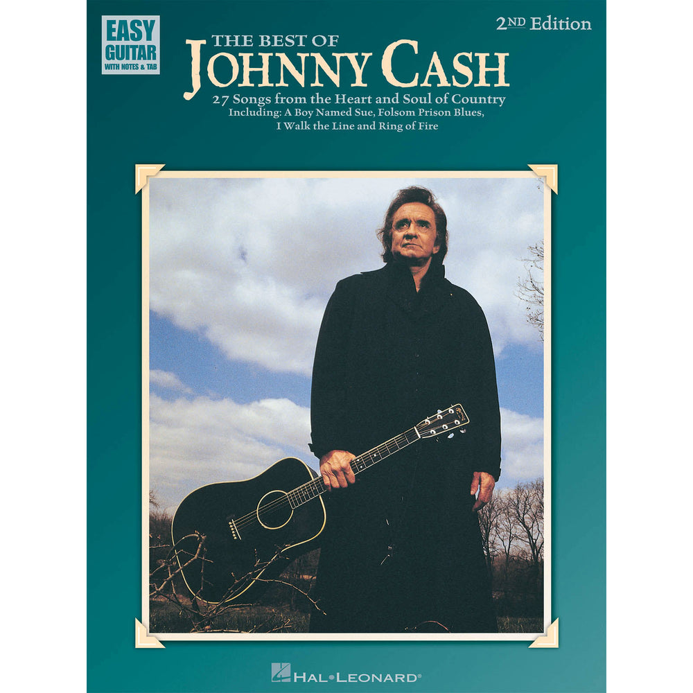 The Best of Johnny Cash - Octave Music Store