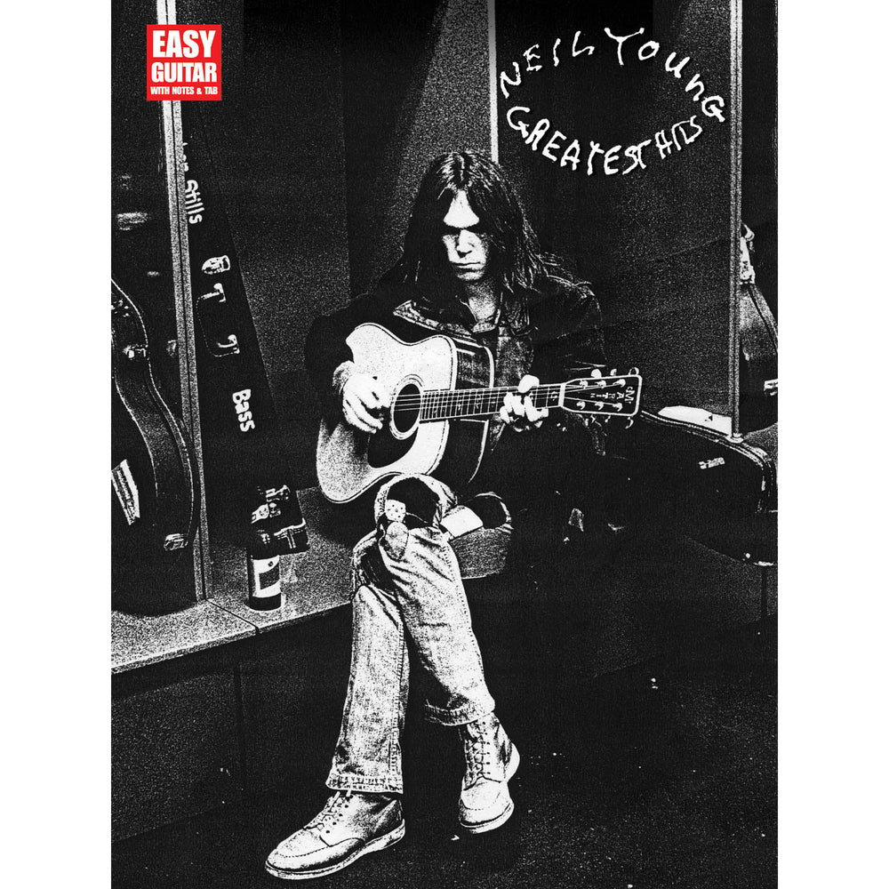 Neil Young's Greatest Hits For Easy Guitar - Octave Music Store