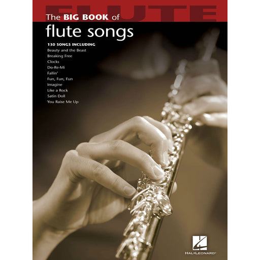 The Big Book of Flute Songs - Octave Music Store
