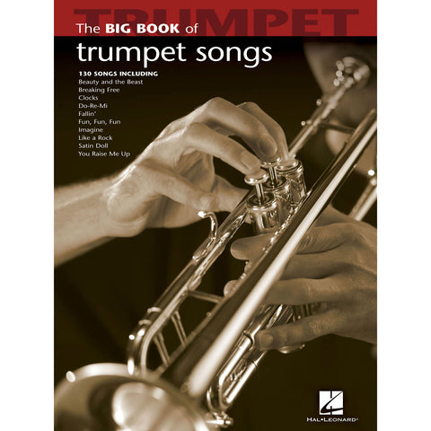 The Big Book of Trumpet Songs - Octave Music Store