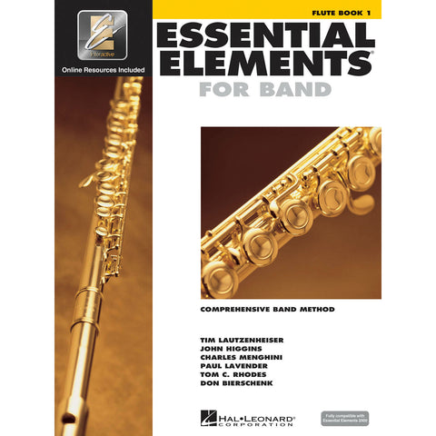 Essential Elements For Band - Flute Book 1 - Octave Music Store