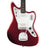 Squier Vintage Modified Jaguar® Candy Apple Red