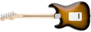 Squier-Affinity Series Stratocaster Pack: Brown Sunburst