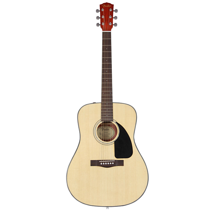 CD-60 DREADNOUGHT ACOUSTIC GUITAR WITH CASE - NATURAL - Octave Music Store