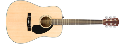 FENDER CD-60S - NATURAL