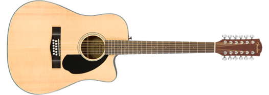 Fender CD-60SCE Dreadnought 12-String