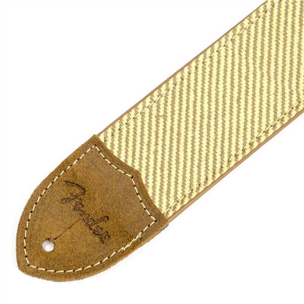"Fender Deluxe Strap, 2"" Tweed - Octave Music Store - 2"