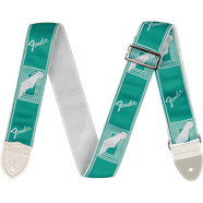 "2"" CUSTOM COLOR FENDER MONOGRAMMED STRAP"