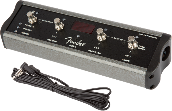 MGT-4: Fender footswitch for the GT AMPS