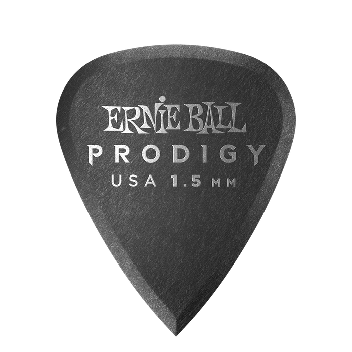 Ernie Ball Standard Prodigy Pick 1.5mm (Six Pack)