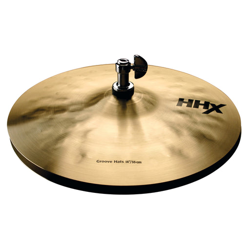"Sabian - 14"" HHX GROOVE HATS - 11489XN - Octave Music Store"