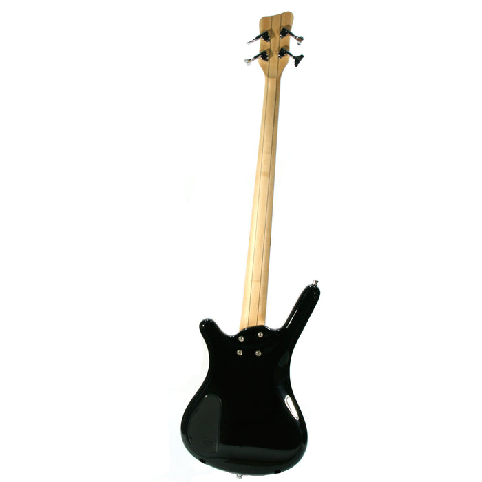 Warwick RB Corvette 4 String Active Black HP - Octave Music Store - 3