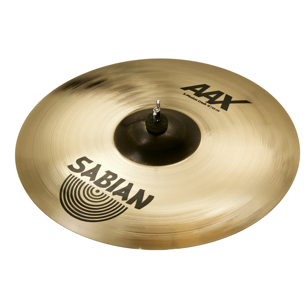 "Sabian - 18"" AAX X-PLOSION CRASH - 21887XB - Octave Music Store"