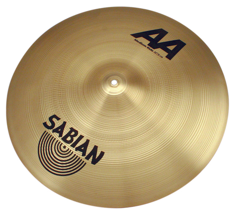 "Sabian - 20"" AA MEDIUM RIDE - 22012 - Octave Music Store - 1"