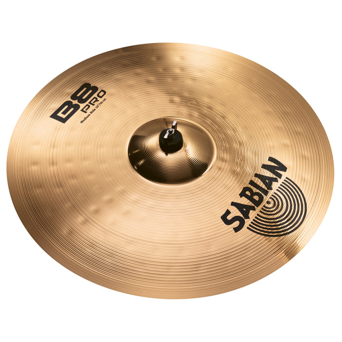 "20"" B8PRO MEDIUM RIDE - Octave Music Store"