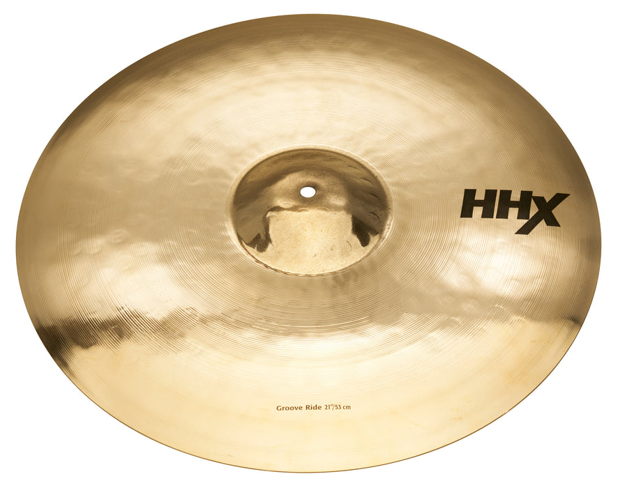 "Sabian - 21"" HHX GROOVE RIDE - 12189XN - Octave Music Store - 1"