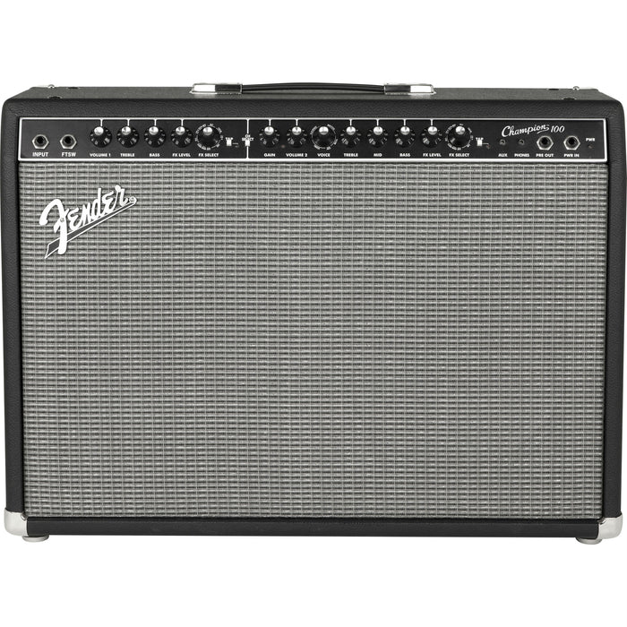 Fender Champion™ 100 Combo Guitar Amp - Octave Music Store - 1