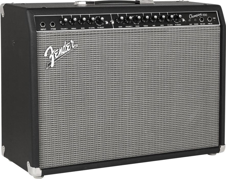 Fender Champion™ 100 Combo Guitar Amp - Octave Music Store - 2