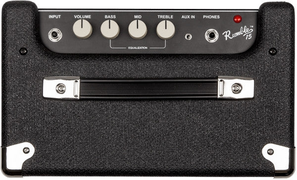 Fender Rumble 15 Bass Amp - Octave Music Store - 3