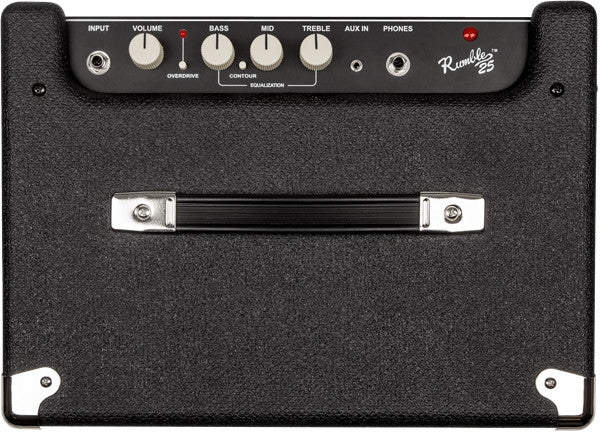 Fender RUMBLE™ 25 Bass Amp - Octave Music Store - 3