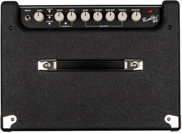 Fender RUMBLE™ 40 Bass Amp - Octave Music Store - 3
