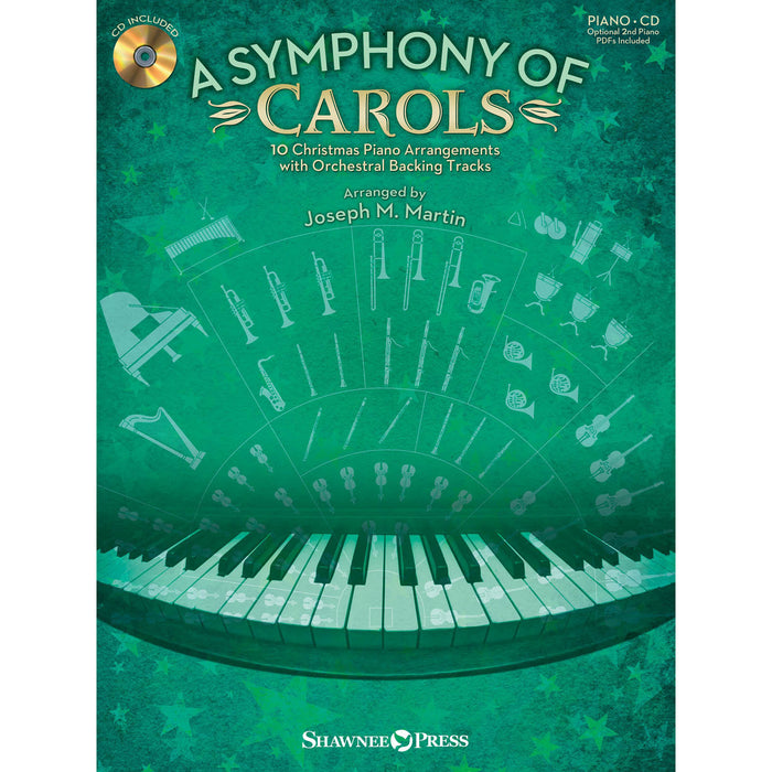 A Symphony of Carols - Octave Music Store