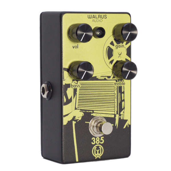 Walrus Audio 385 OVERDRIVE Pedal