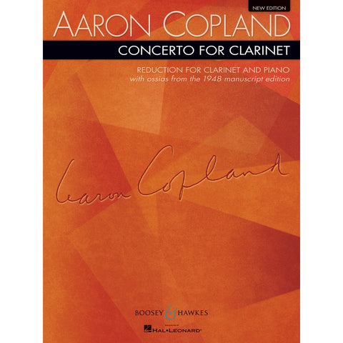 Concerto for Clarinet - Octave Music Store