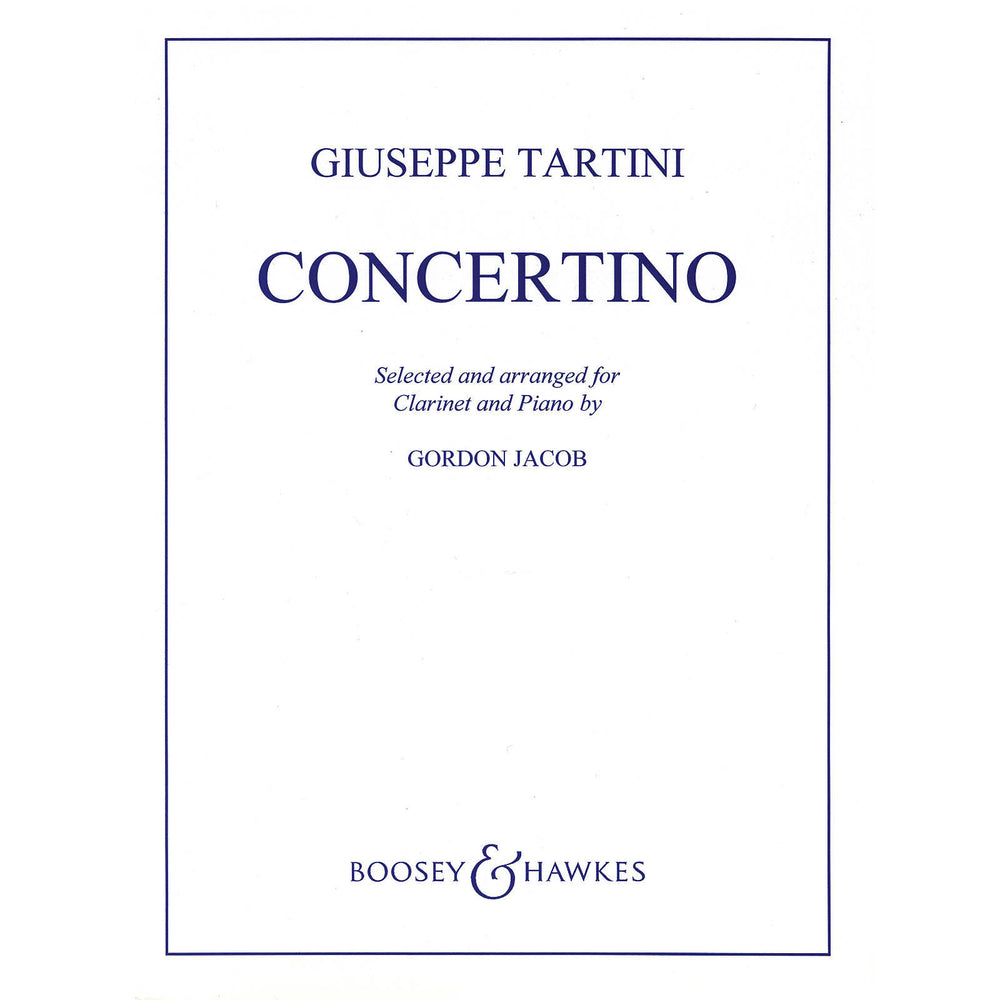 Concertino in F - Octave Music Store