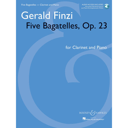 Five Bagatelles, Op. 23 - Octave Music Store