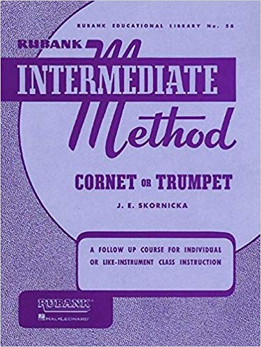 Rubank Intermediate Method - Cornet/Trumpet