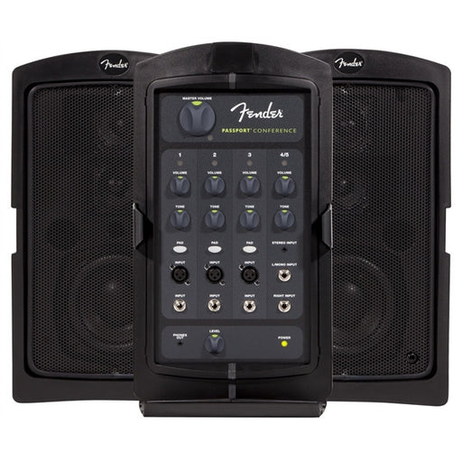 Fender Passport® CONFERENCE, 120V, Black