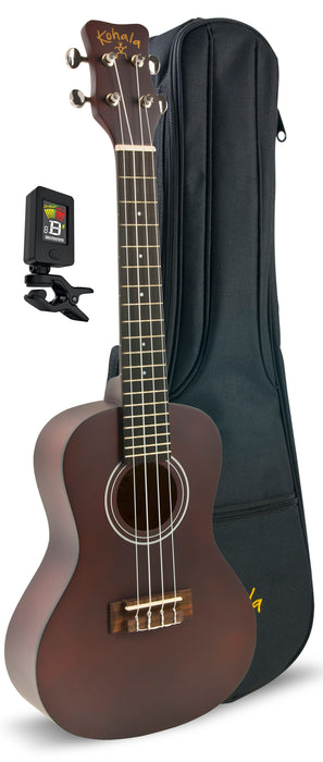 Kohala Soprano Ukulele Player Pack
