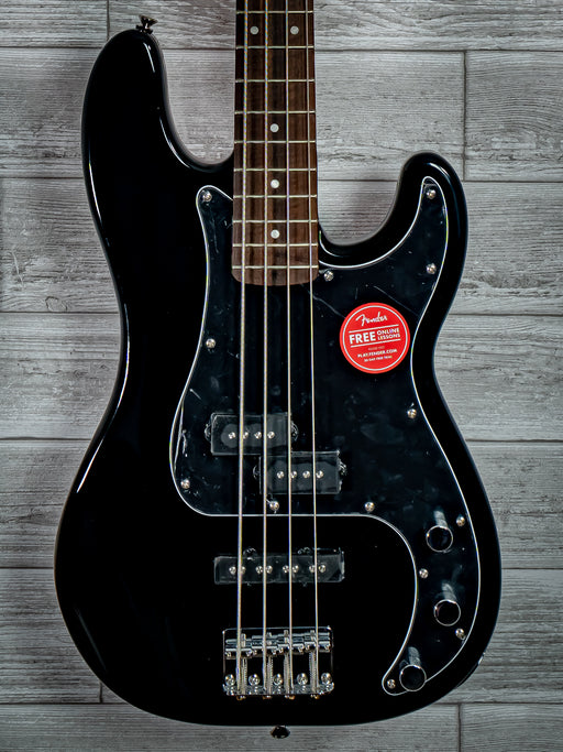 Affinity Series Precision Bass PJ, Laurel Fingerboard, Black