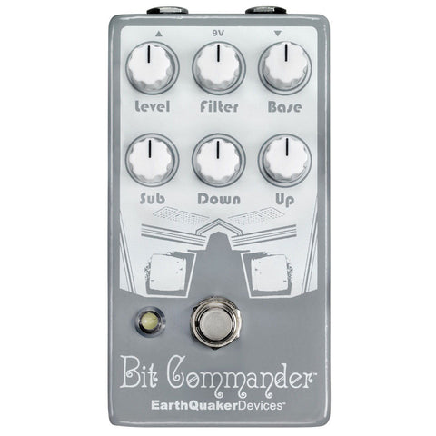 Earthquaker Devices - Bit Commander V2 - Octave Music Store - 1