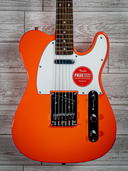 Affinity Series Telecaster, Laurel Fingerboard, Competition Orange