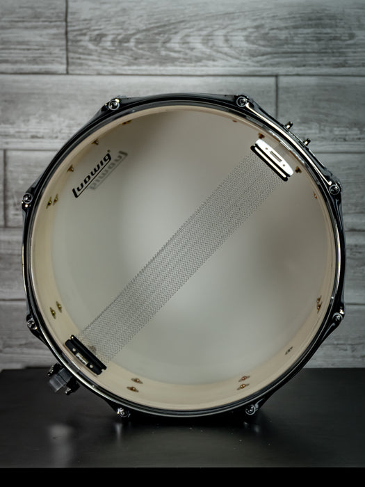 "Ludwig Element Series 5x14"" Snare Drum - Open Box"