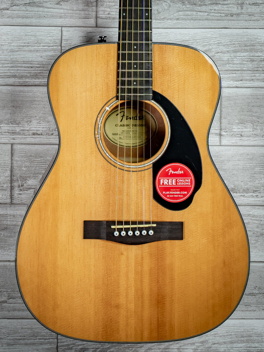 Fender: CC-60S CONCERT - Natural