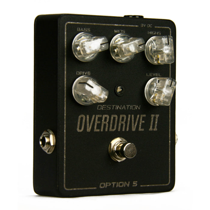 Option 5 Destination Overdrive II - Octave Music Store - 2