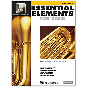 Essential Elements For Band - Tuba Book 1