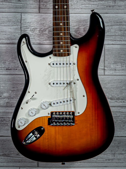 AFFINITY SERIES™ STRATOCASTER® LEFT-HAND