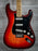 Fender Player Stratocaster Plus Top Aged Cherry Burst